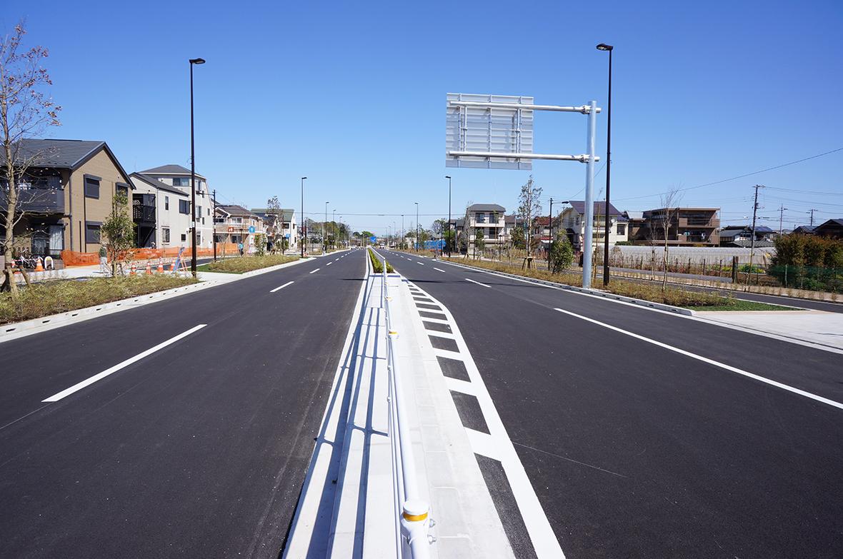 国道233号(伏見通り)築造工事