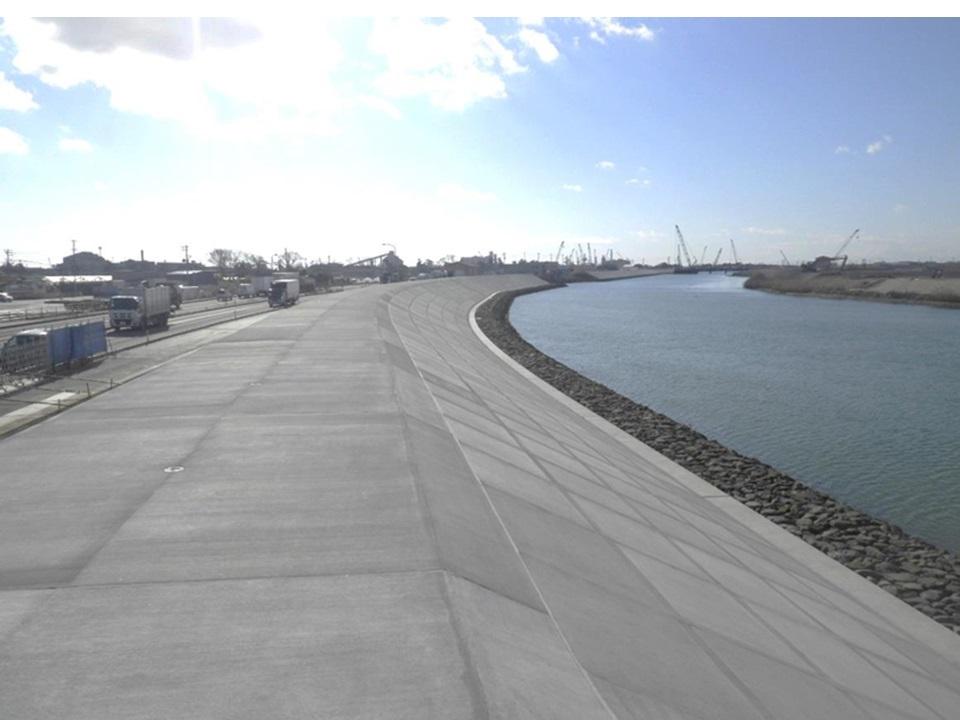 定川河川災害復旧
