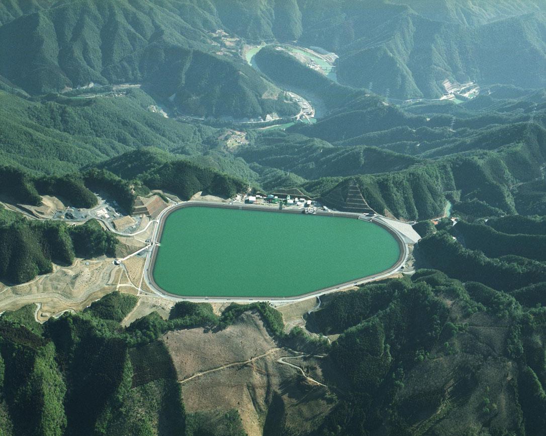 小丸川ダム