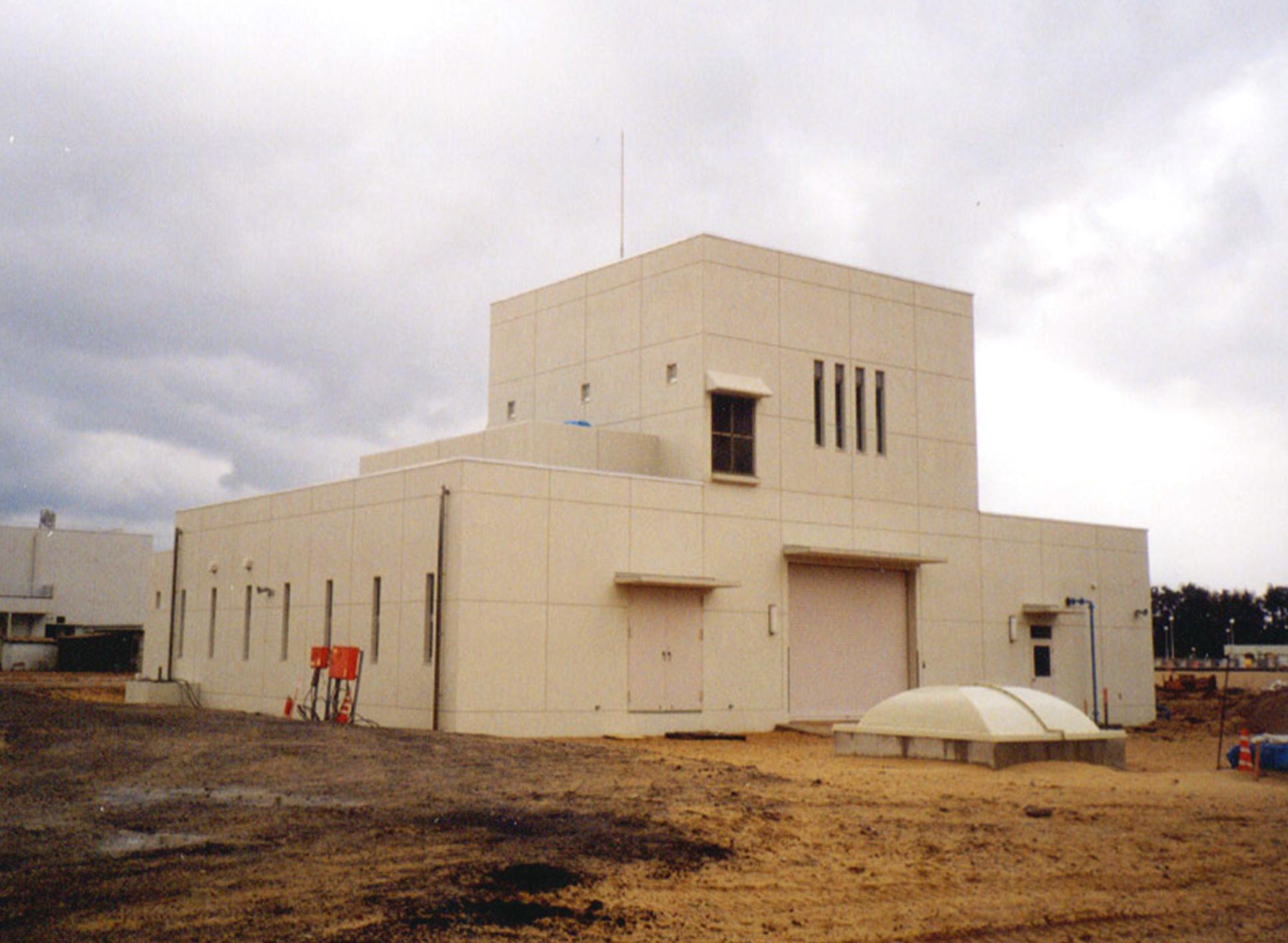 宍道湖東部浄化センター