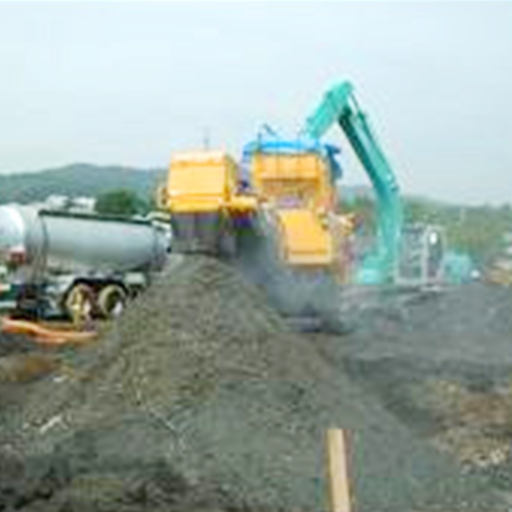 土壌汚染処理技術
