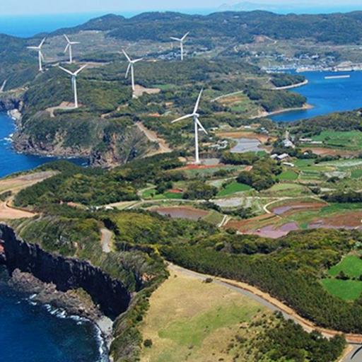 風力発電事業の技術支援・工事