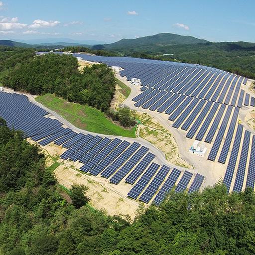 太陽光発電事業の技術支援・工事