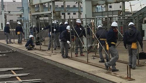 建築系技術社員研修を富士教育センターで実施しました