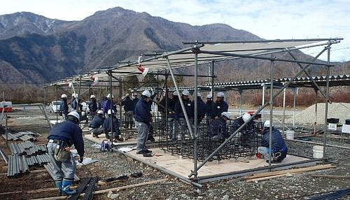 土木系技術社員研修を富士教育センターで実施しました